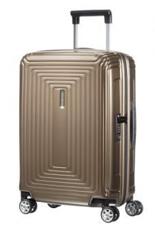 Samsonite Neopulse Spinner 81/30 Metallic Sand