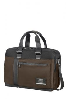 "Samsonite Openroad Bailhandle Exp. 15.6"" Chestnut Brown"