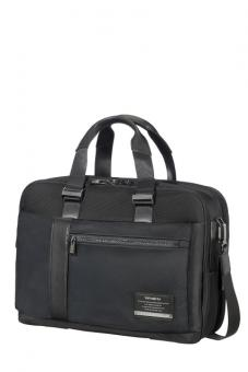 "Samsonite Openroad Bailhandle Exp. 15.6"" Jet Black"