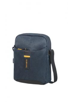 "Samsonite Paradiver Light Cross-Over mit Tabletfach 10.1"" Jeans Blue"