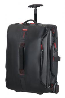 Samsonite Paradiver Light Duffle mit Rollen 55cm Strict Cabin Black