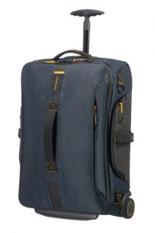 Samsonite Paradiver Light Duffle mit Rollen 55cm Strict Cabin Jeans Blue