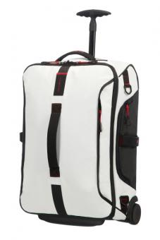 Samsonite Paradiver Light Duffle mit Rollen 55cm Strict Cabin White