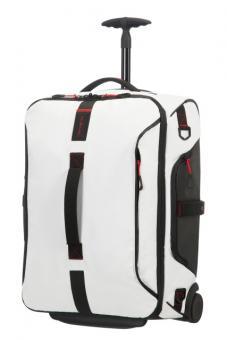 Samsonite Paradiver Light Reisetasche mit Rollen 55cm Rucksack White