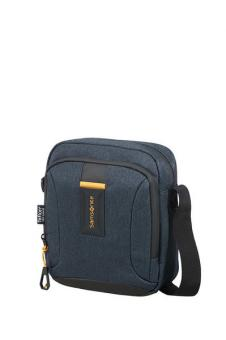 "Samsonite Paradiver Light Umhängetasche S mit Tabletfach 7.9"" Jeans Blue"