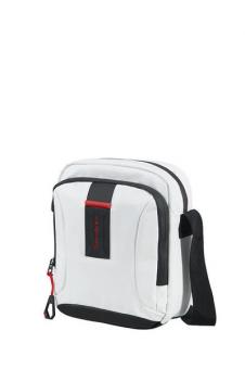 "Samsonite Paradiver Light Umhängetasche S mit Tabletfach 7.9"" White"