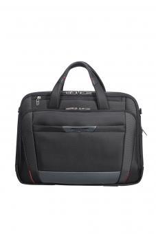 """Samsonite Pro DLX 5 Laptoptasche Bailhandle 17.3"""", erweiterbar Black"""