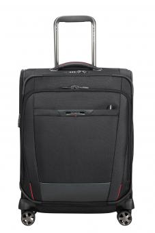 "Samsonite Pro DLX 5 Spinner 4R 55/20 mit Laptopfach 15.6"" Black"