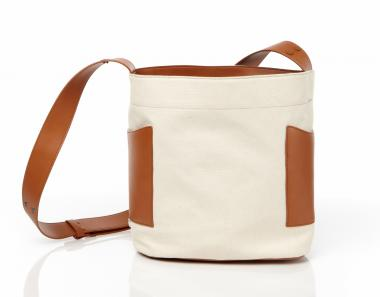Samsonite RED Eilyn Schultertasche Ivory