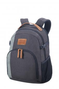 "Samsonite Rewind Natural Rucksack M mit Laptopfach 15.6"" River Blue"
