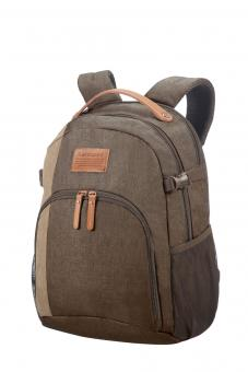 "Samsonite Rewind Natural Rucksack M mit Laptopfach 15.6"" Rock"