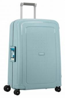 Samsonite S'Cure *Summer Edition* Spinner 4 Rollen 75cm stone blue stripes