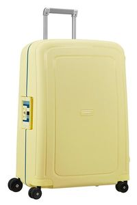 Samsonite S'Cure *Summer Edition* Spinner 4 Rollen 69cm pastel yellow stripes