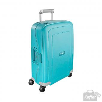 Samsonite S'Cure Spinner 55/20 Aqua Blue