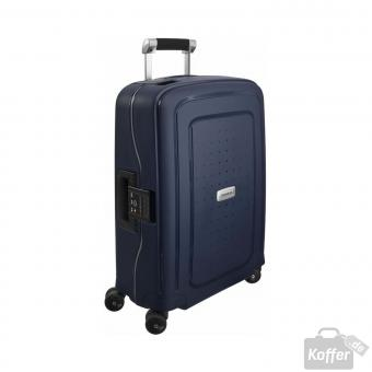 Samsonite S'Cure DLX Spinner 55cm Cabin Midnight Blue