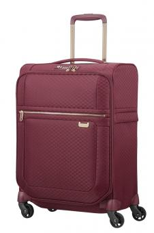 Samsonite Uplite Spinner 55cm Burgundy/Gold