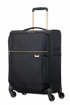 Samsonite Uplite Spinner 55cm erweiterbar Black/Gold