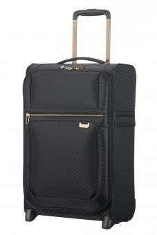 Samsonite Uplite Upright 55cm Length 35cm Black/Gold