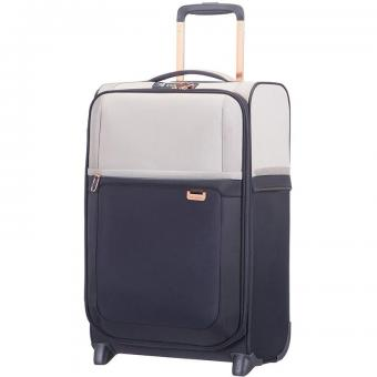 Samsonite Uplite Upright 55cm Length 35cm Pearl/Blue