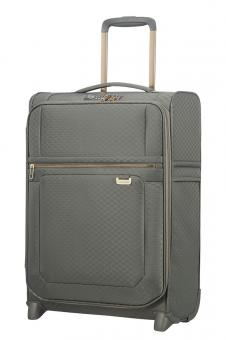 Samsonite Uplite Upright 55cm Length 40cm Gunmetal Green/Gold