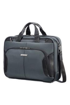 "Samsonite XBR Bailhandle 2C 15.6"" Grey/Black"