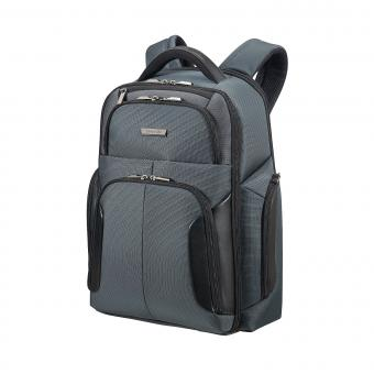 "Samsonite XBR Laptop Backpack 3V 15.6"" Grey/Black"