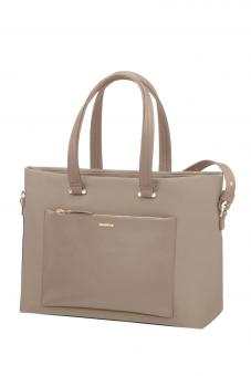 "Samsonite Zalia Shopping Bag 15.6"" Beige"