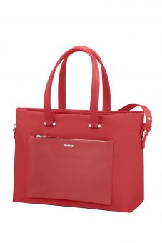 "Samsonite Zalia Shopping Bag 15.6"" Red"