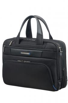 "Samsonite Aerospace Bailhandle 15.6"" Expandable Black"