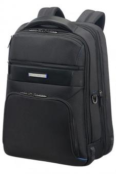 "Samsonite Aerospace Laptop Backpack 15.6"" Expandable Black"