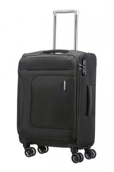 Samsonite Asphere Spinner erweiterbar 55cm Black/Grey