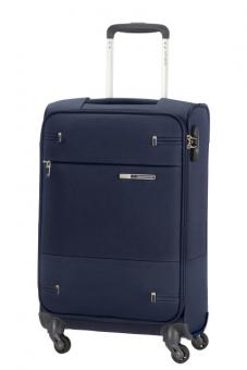 Samsonite Base Boost Spinner 55cm Länge 35cm Navy Blue