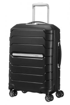 Samsonite Flux Spinner 55cm erweiterbar Black