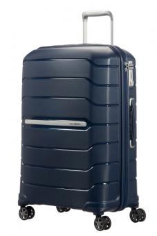 Samsonite Flux Spinner 68cm erweiterbar Navy Blue