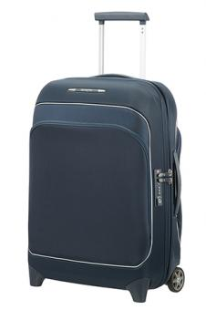 Samsonite Fuze Upright 55cm erweiterbar mit Tabletfach Blue Nights