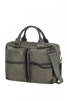 Samsonite GT Supreme Bailhandle 14,1 Zoll Dark Olive/Black