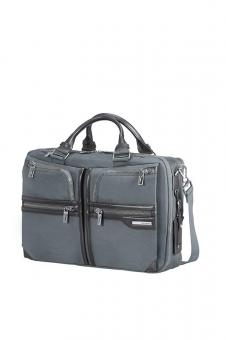 Samsonite GT Supreme Bailhandle 2 Compartments Expandable 15,6 Zoll Grey/Black