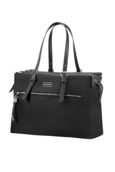 "Samsonite Karissa Biz Organised Shoppingbag mit Laptopfach 14.1"" black"