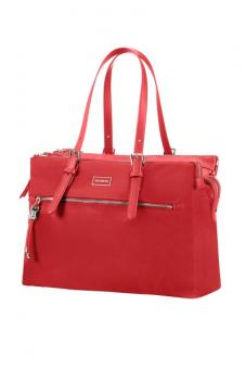"Samsonite Karissa Biz Organised Shoppingbag mit Laptopfach 14.1"" formula red"