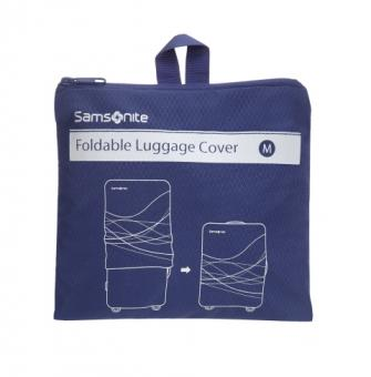 Samsonite Accessories Kofferhülle Indigo Blue - M