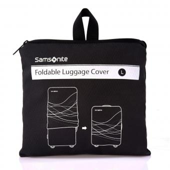Samsonite Accessories Kofferhülle Black - L