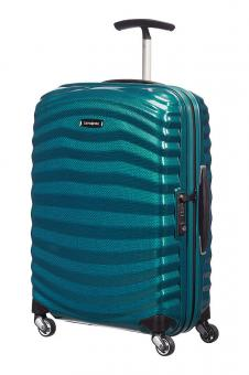 Samsonite Lite-Shock Spinner 55/20 Petrol Blue
