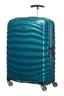 Samsonite Lite-Shock Spinner 69/25 Petrol Blue