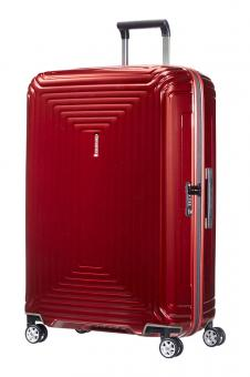 Samsonite Neopulse Spinner 75/28 Metallic Red
