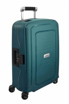Samsonite S'Cure DLX Spinner 55cm Cabin Metallic Green
