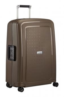 Samsonite S'Cure DLX Spinner 69cm Metallic Bronze