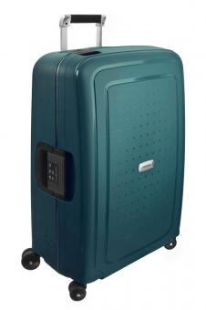 Samsonite S'Cure DLX Spinner 69cm Metallic Green