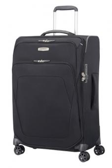 Samsonite Spark SNG Spinner 67cm eweiterbar Black