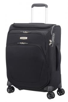 Samsonite Spark SNG Spinner 55cm mit Toppocket Black