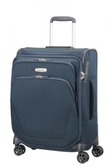 Samsonite Spark SNG Spinner 55cm mit Toppocket Blue